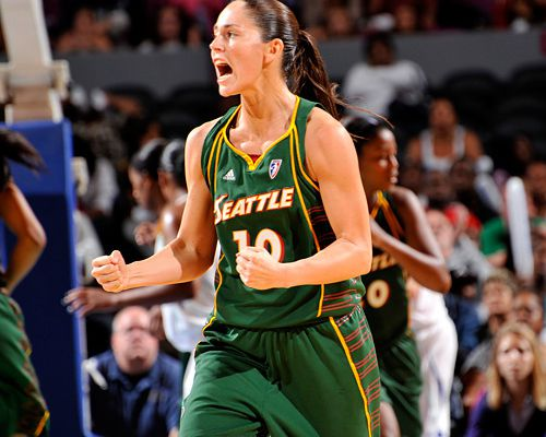 WNBA: Sue Bird prend en main le destin de Seattle