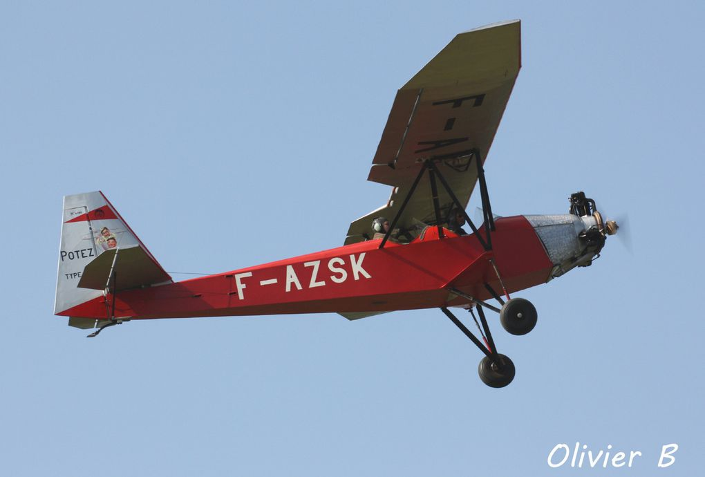 Le Potez 60 F-AZSK (merci à Olivier B)