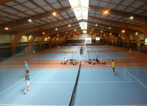 Preparation Tournoi International...!!
