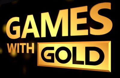 GAMES WITH GOLD XBOX : LE MOIS D'AVRIL