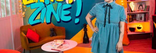 """""""Zine ! Zine !"""" de retour pour une deuxième saison dès cette semaine sur Okoo et France 4"""