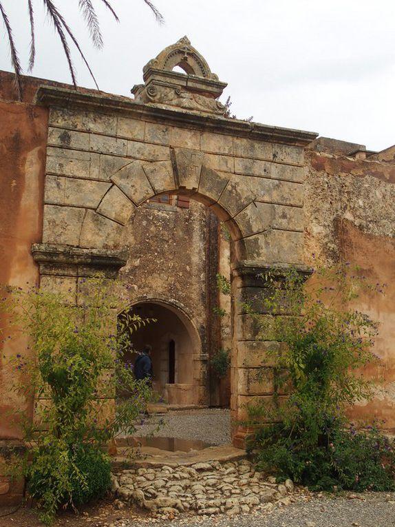 découverte du monastère ....
