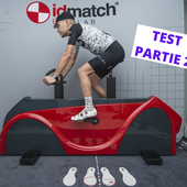 Test de l'étude posturale idmatch Bike Lab - Selle Italia 2/2