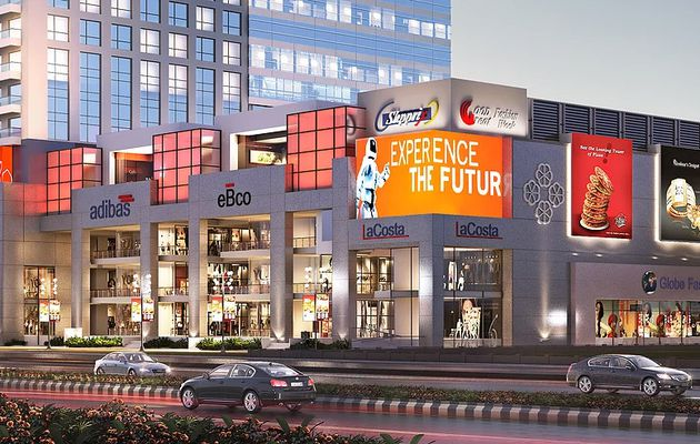 Top Commercial Projects in Noida with Assured Return