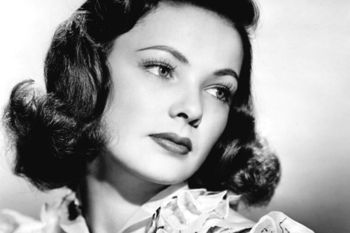 Gene Tierney : un mirage dans la légende d'Hollywood