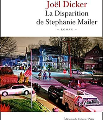 """La disparition de Stéphanie Mailer""."