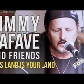 """Jimmy LaFave """"This Land Is Your Land"""""""
