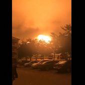 Spectaculaire explosion d'une station-service au Ghana: le nombre de victimes encore inconnu