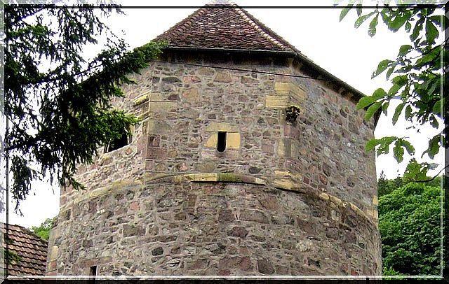 Diaporama fortifications de Thann