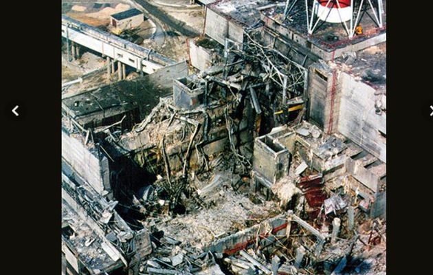 Officials deliberately downplayed Chernobyl disaster
