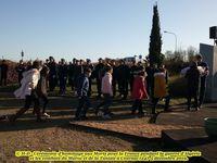 Cérémonie du 5 décembre 2019 au mémorial d'Afrique du Nord à Coursac (24)