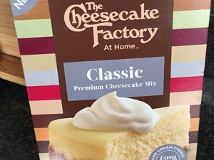 The Cheesecake Factory - At home...