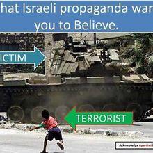 ISRAEL, ETAT TERRORISTE