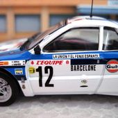 FASCICULE N°111 LANCIA 037 RALLY 1986 MONTE CARLO IXO 1/43. - car-collector.net