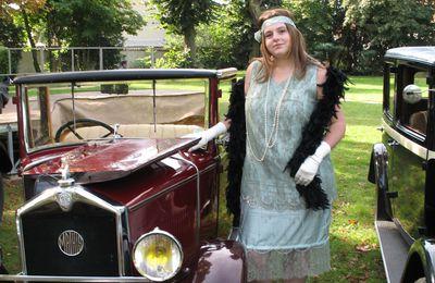 Rassemblement véhicules anciens et de collection 14 juin 2015 Givors