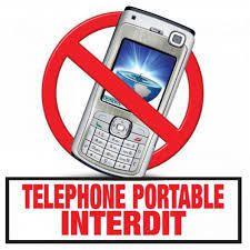 Utilisation téléphones portables et Règlement Intérieur