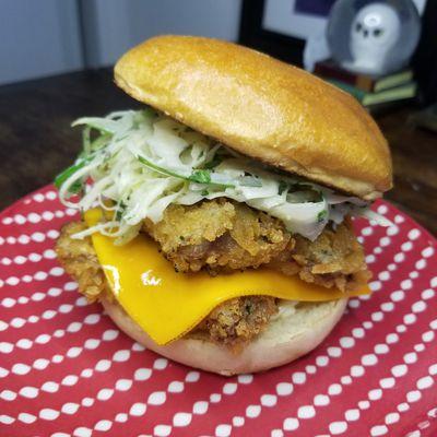 Burger Tonkatsu