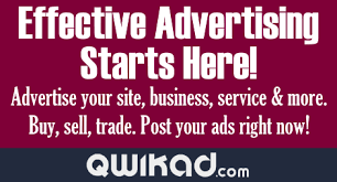 QwikAd.com Classified Ads & Marketplace,Fast,Easy to use, effective that's exactly what QwikAd