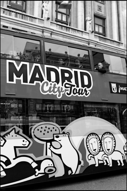 Les Pyrénées, Tolède et Madrid, une rencontre madrilène.