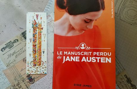 Le manuscrit perdu de Jane Austen de Syrie James