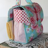 Butterfly Mug Bag Free Sewing Pattern - Sew Some Stuff