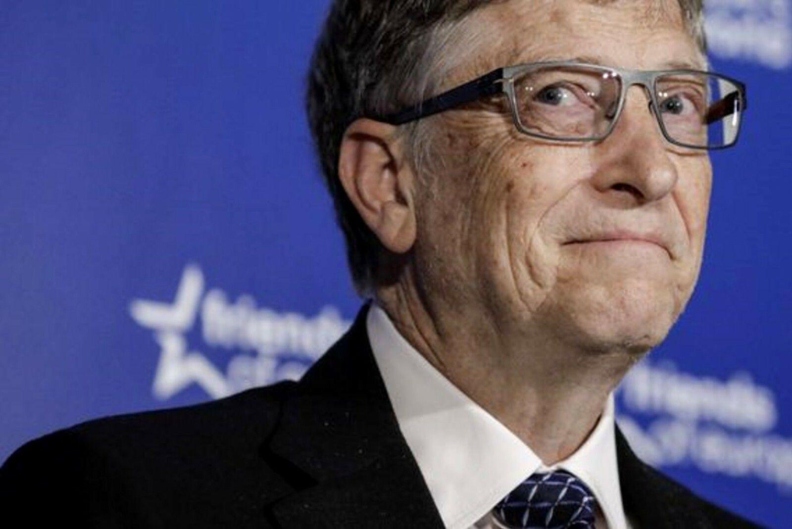 Gates: La guerra comienza por el control de la información