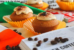 Cupcakes Irish Coffee