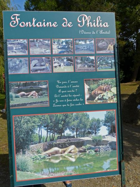 Balade en pédalorail et visite du jardin de St Adrien