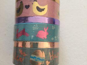 masking tape de pâques  lidl sur charlotteblabla blog