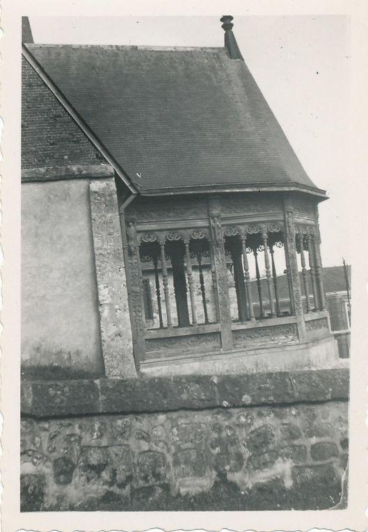 Vues de RY sur Andelle prises le 13 mai 1949