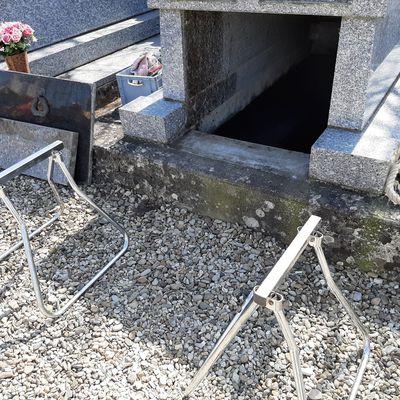 Texte pour un enterrement