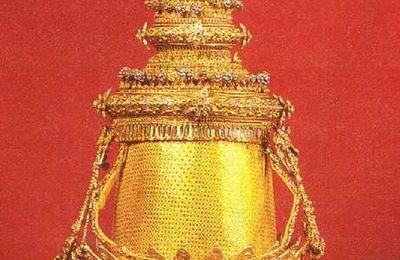 La couronne Phra Maha Pichai Monkut