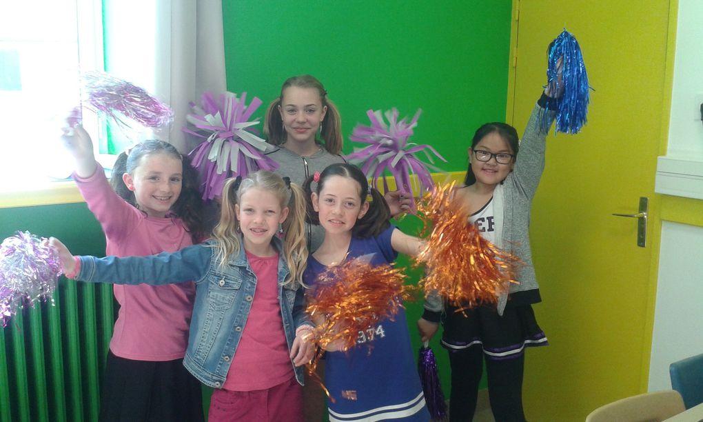 Carnaval de l'école : carnaval du P