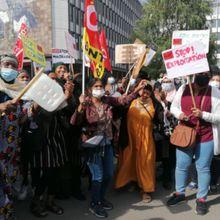 Grève du nettoyage à la Sorbonne