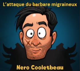 L'attaque du barbare migraineux