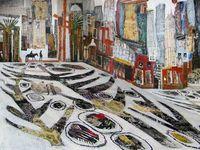 Voyages entre la peinture et la composition numérique... (III)
