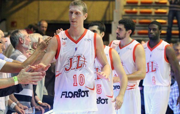 Bourg-en-Bresse de retour en Pro A