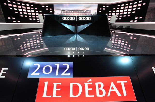 Débat Hollande-Sarkozy : programmes modifiés ce soir sur TF1, France 2, France 3, TV5.
