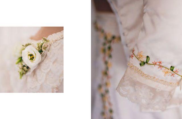 Mariage à l'arlésienne au Mas Dou Juge aux Saintes Maries de la Mer