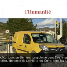 Digne (04) : répression contre les grévistes à la Poste