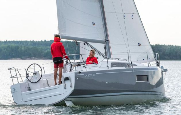 Nautic 2019 - a selection of sailing yachts under 10m to discover in Paris