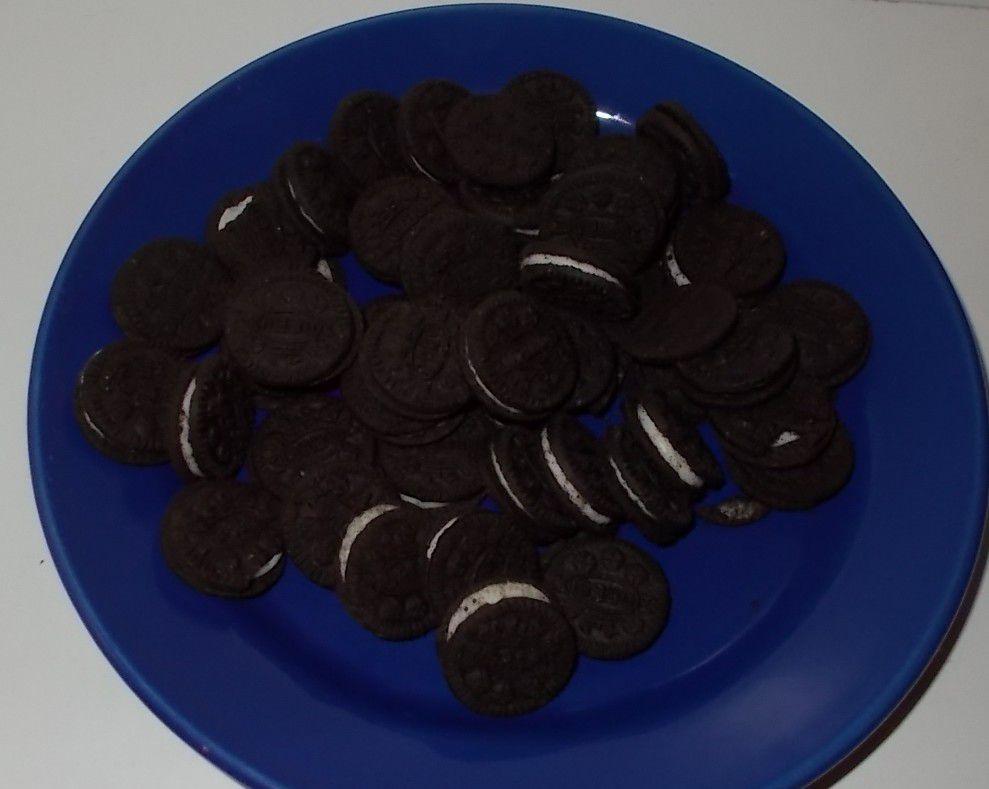 Oreo Crunchies Original Mini Cookies