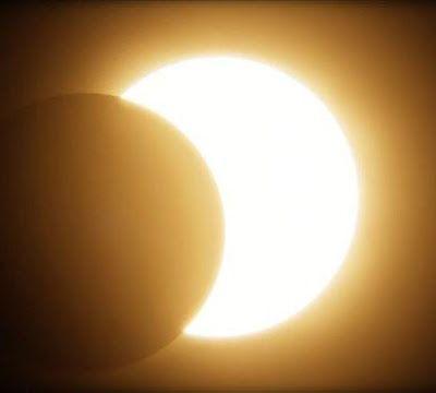 L'Eclipse Solaire Annulaire du 10 Juin 2021