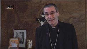 Portrait de Mgr Jacques Habert, nouvel Evêque nommé du diocèse de Bayeux-Lisieux.