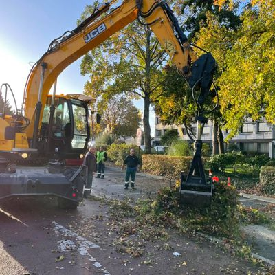 La tempête Aurore fait de gros dégâts à Aulnay-sous-Bois