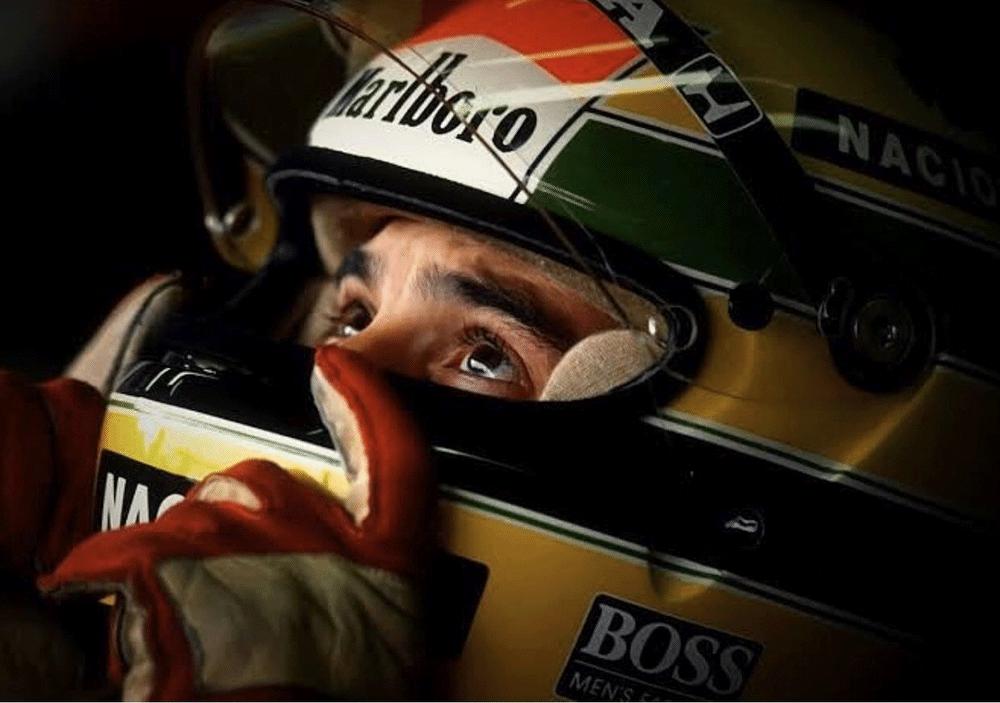 Ayrton Senna sur NETFLIX