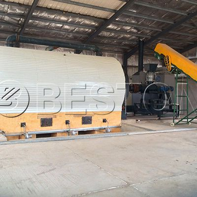 A Tyre Recycling Pyrolysis Plant Project Offers Excellent ROI