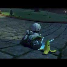 Mon Mii et le mystère de la banane fantôme !