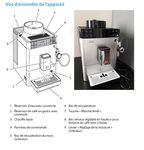 Machine à Café Automatique Melitta