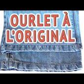 👀✂️Comment raccourcir le jeans en gardant son ourlet original très facilement👍